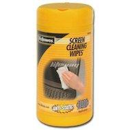 Чистящее средство Fellowes Туба с чистящими салфетками для экранов 100шт. (FS-99703)