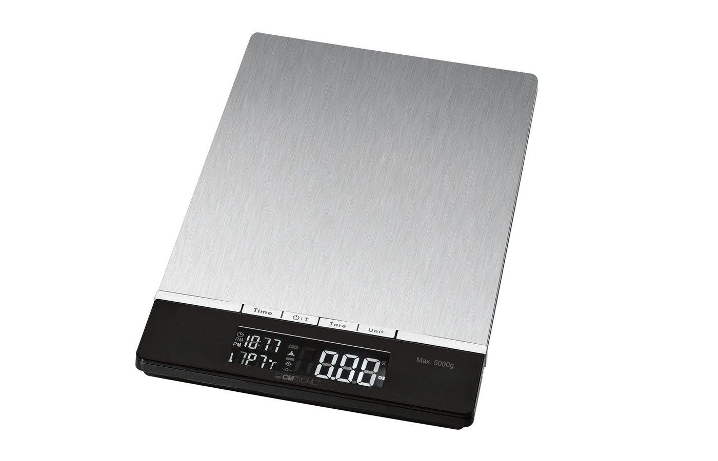 Весы кухонные CLATRONIC KW 3416