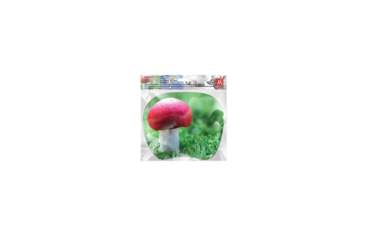 Коврик для мыши PC Pet Mushroom MP-TOM TURBO рисунок