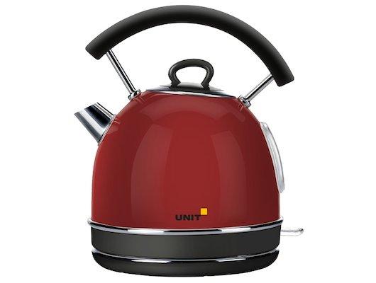 Чайник электрический  UNIT UEK-261 красный