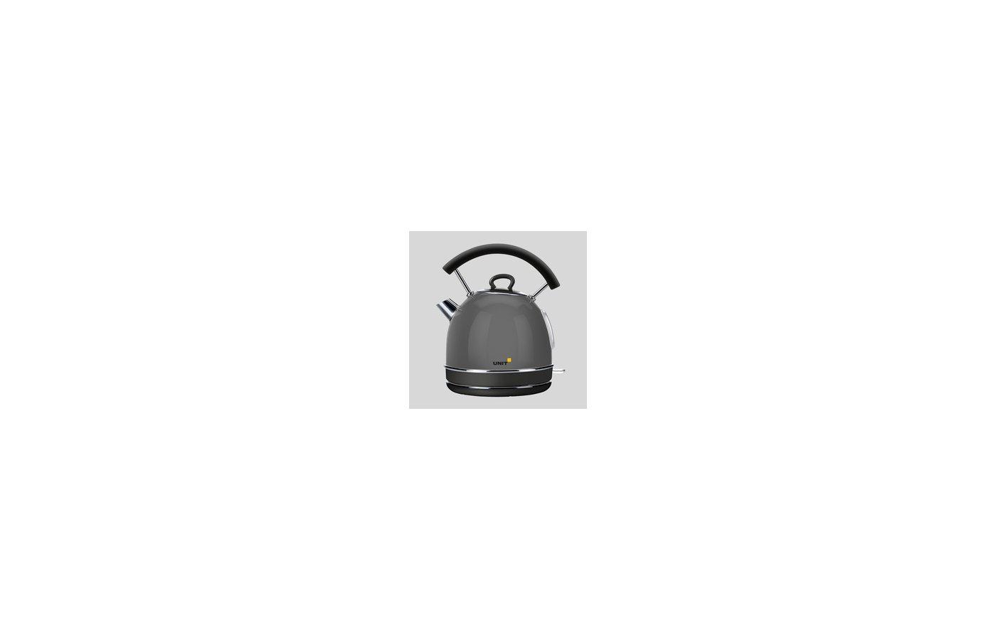 Чайник электрический  UNIT UEK-261 серый