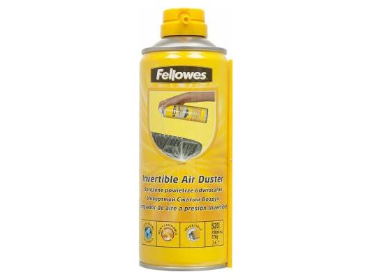 Чистящее средство Fellowes для чистки офисной техники (235мл)(FS-99795) баллон со сжатым воздухом