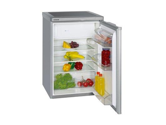 Холодильник BOMANN KS 197 sillber