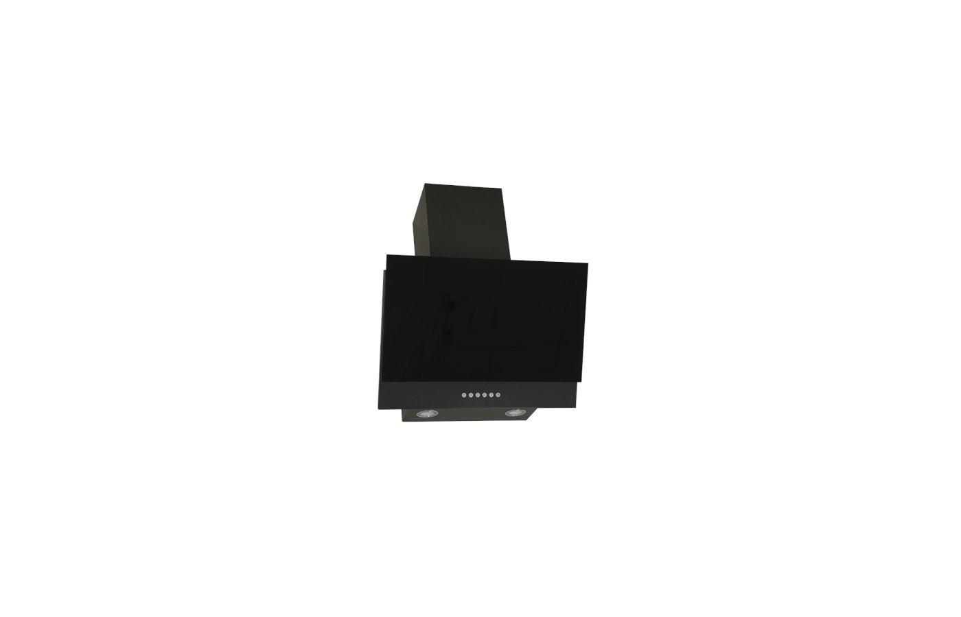 Вытяжка ELIKOR Рубин S4 60П-700-Э4Г антрацит/черное