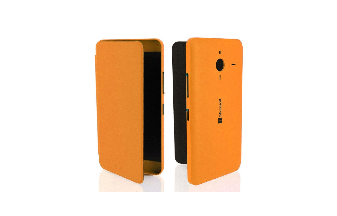 Чехол Microsoft CC-3090 Cover для Microsoft Lumia 640 XL Bright Orange