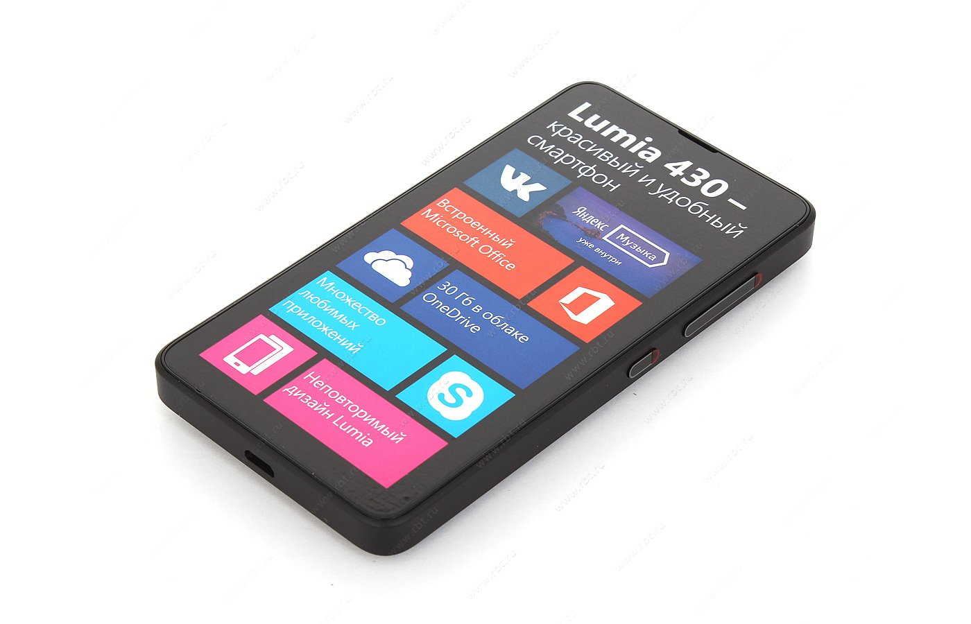 Смартфон Microsoft Lumia 430 Black
