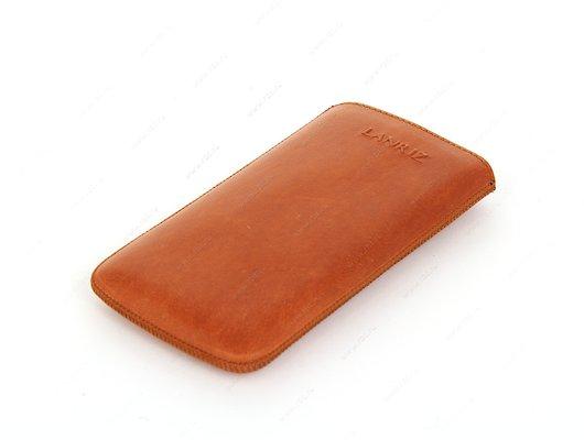 Чехол Lanriz Pouchstrap универсальный кожа (LIPHONE5PSPBR)