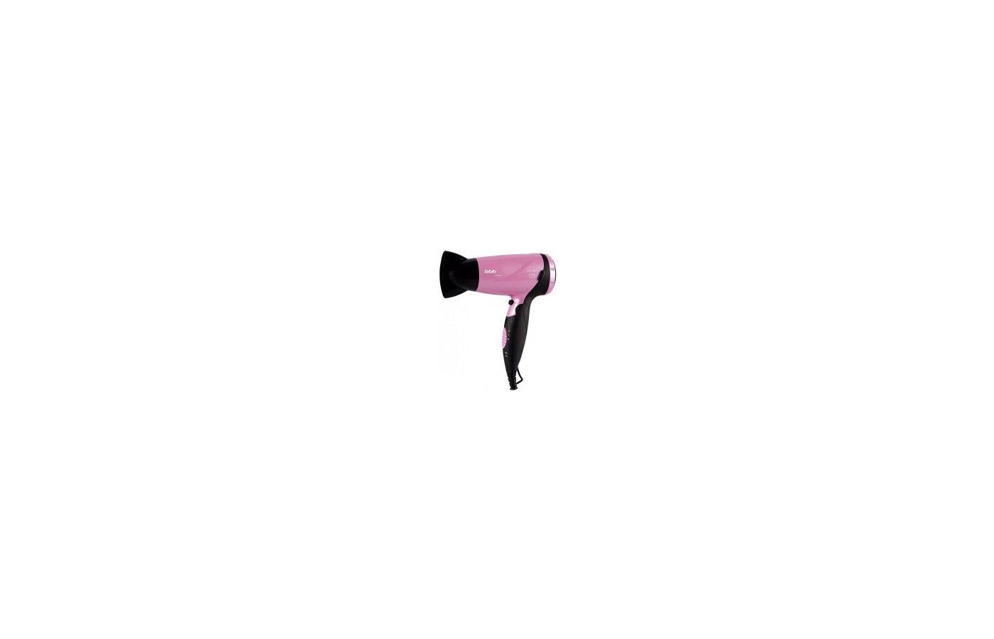 Фены BBK BHD1603i коричневый/розовый