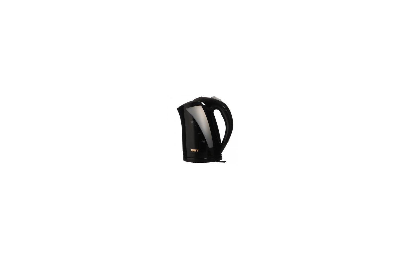 Чайник электрический  UNIT UEK-244 черный