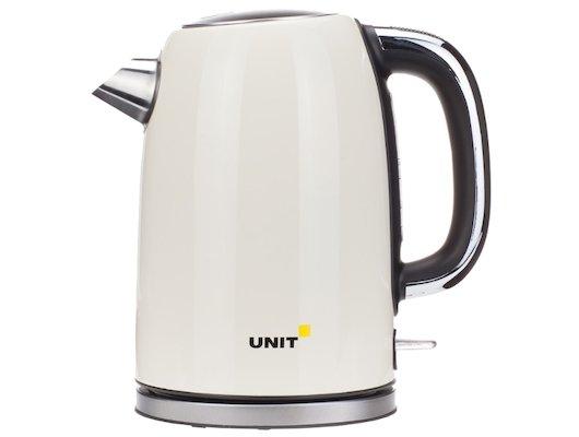 Чайник электрический  UNIT UEK-264 бежевый