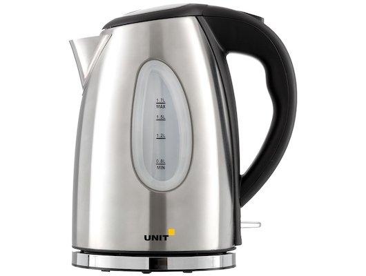 Чайник электрический  UNIT UEK-265 сталь