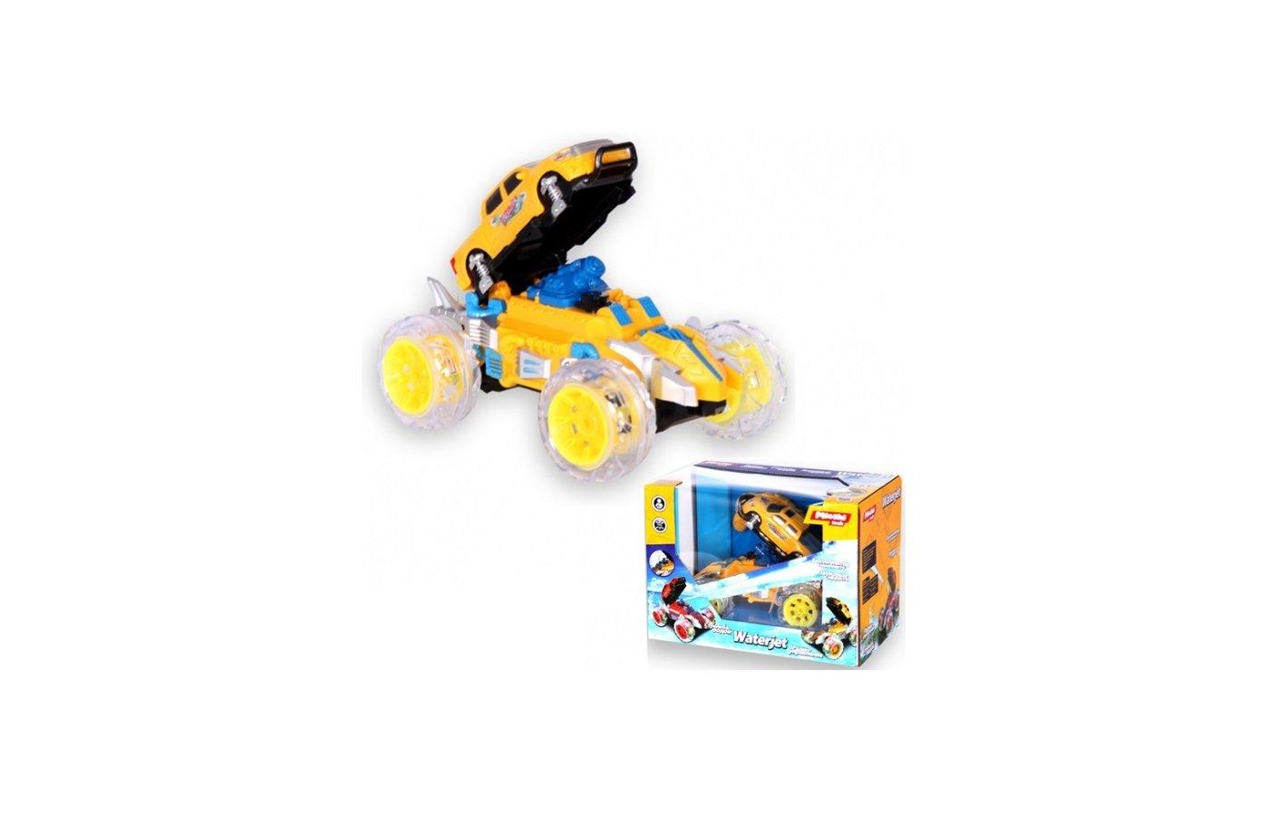 Игрушка Mioshi 1201-034МТЕ Машина