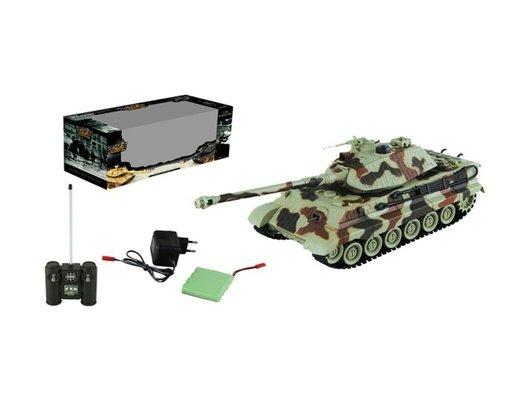 Игрушка Mioshi 1207-022MAR Танк Королевский тигр