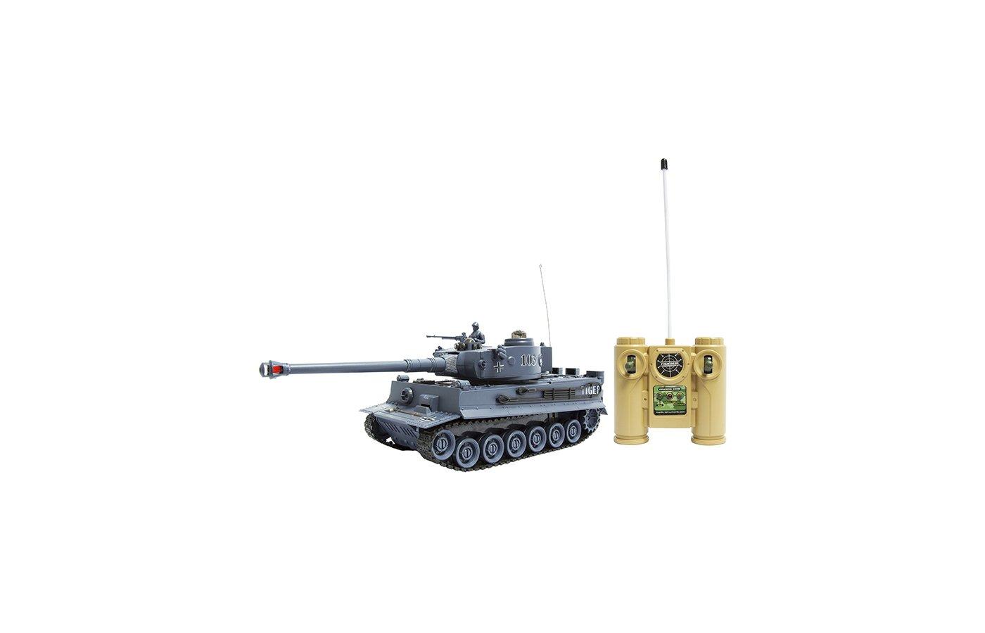 Игрушка Mioshi 1207-021MAR Танк Тигр MI