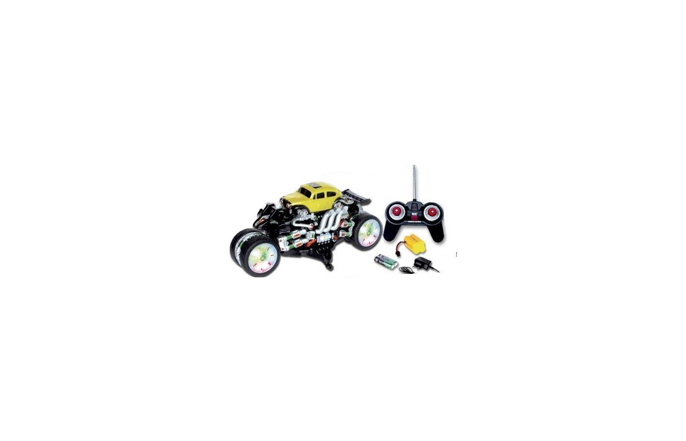 Игрушка S+S 80031EAR Авто-мотоцикл