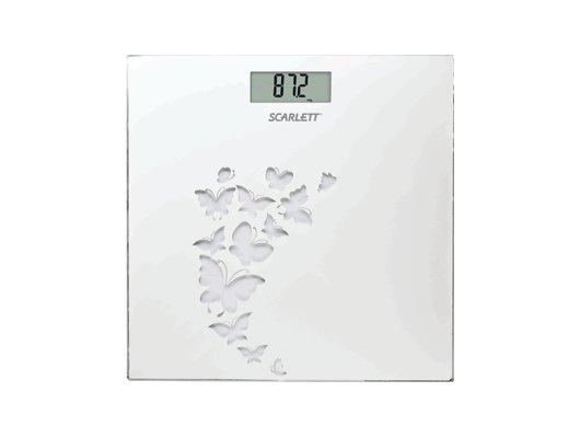 Весы напольные Scarlett SC-BS33E003