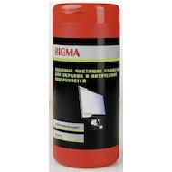 Чистящее средство Салфетки Sigma S-TSCREEN