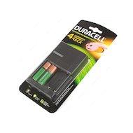 Фото Зарядное устройство Duracell CEF14 для 4xAA/AAA + 2шт. AA 1300mAh