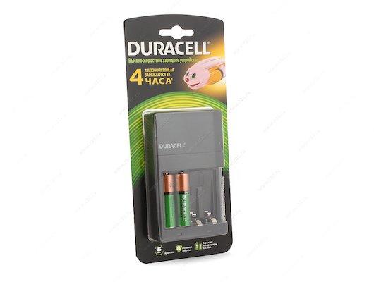 Зарядное устройство Duracell CEF14 для 4xAA/AAA + 2шт. AA 1300mAh