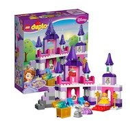 Фото Конструктор Lego 10595 Дупло Королевский замок Софии
