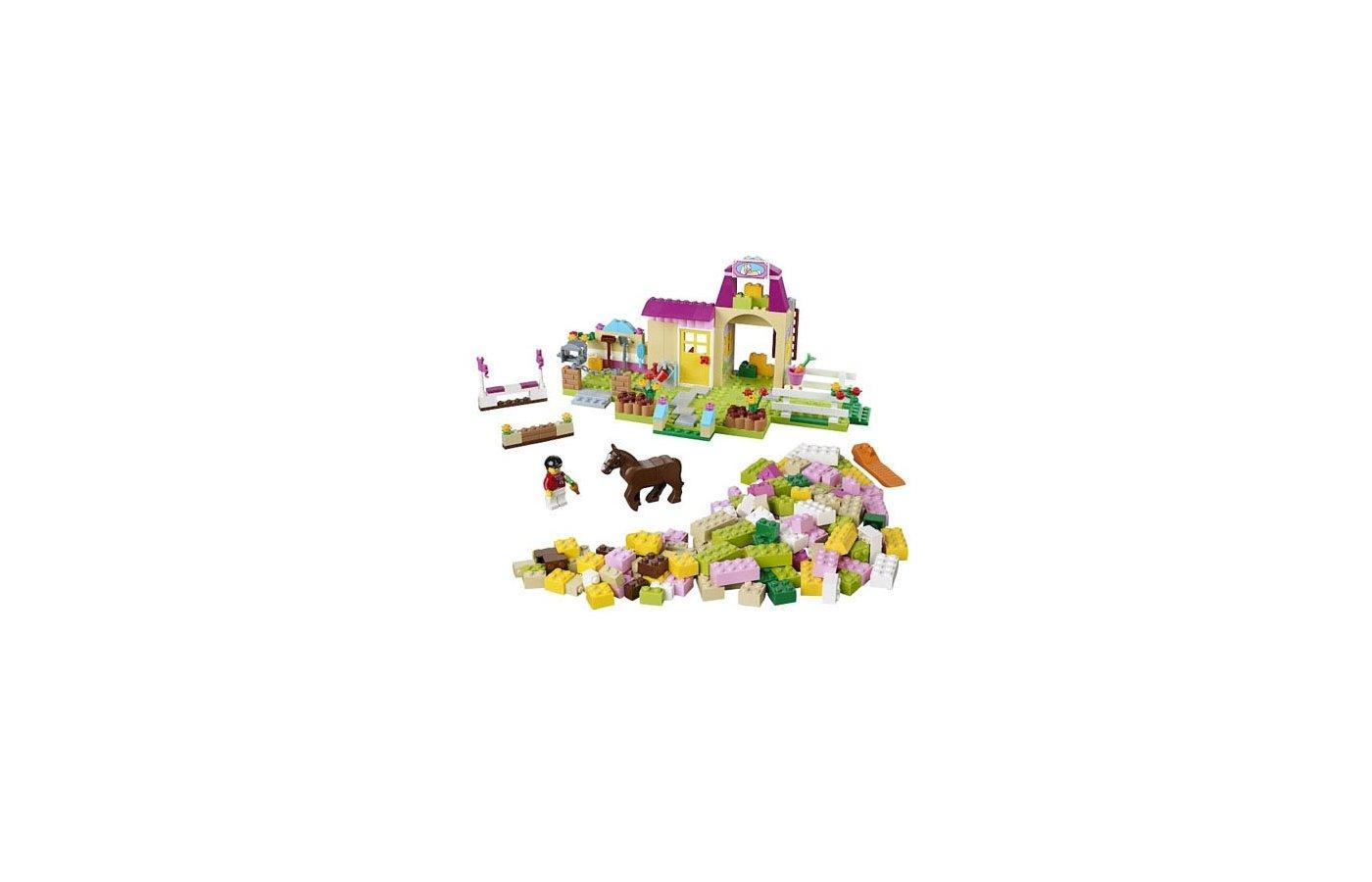 Конструктор Lego 10674 Джуниорс Пони на ферме