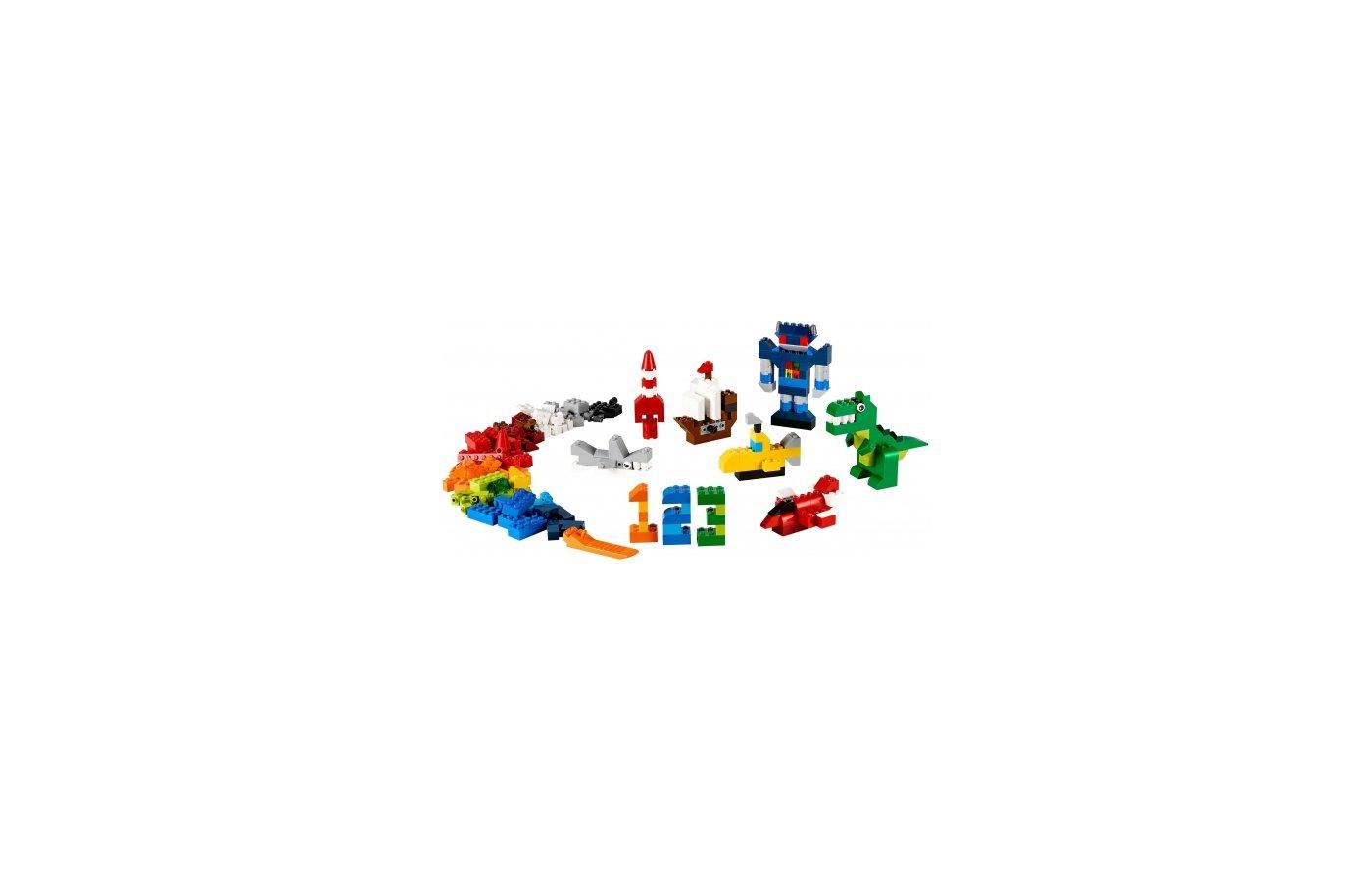 Конструктор Lego 10693 Классика Дополнение к набору для творчества-яркие цвета