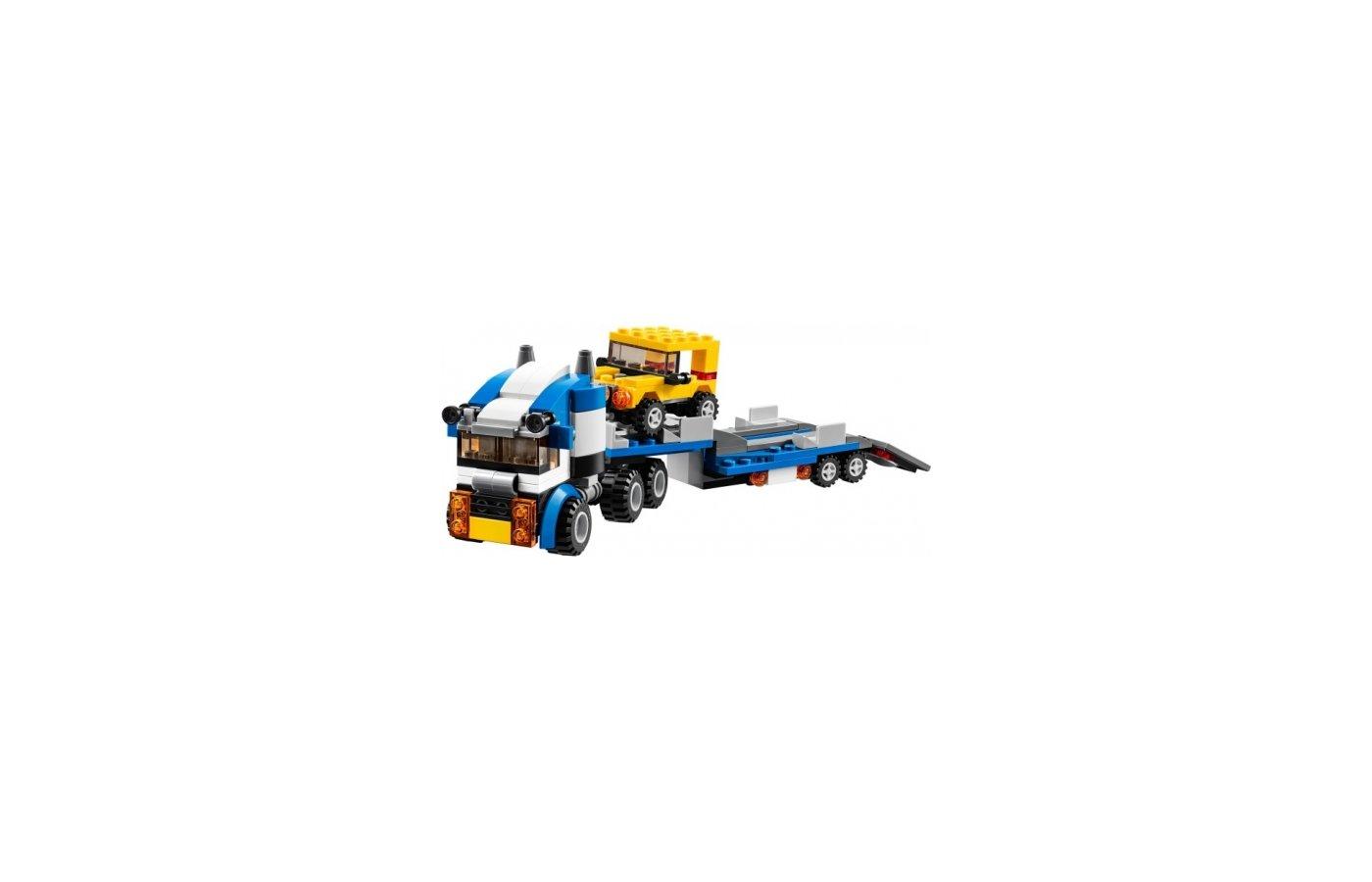 Конструктор Lego 31033 Криэйтор Автотранспортер