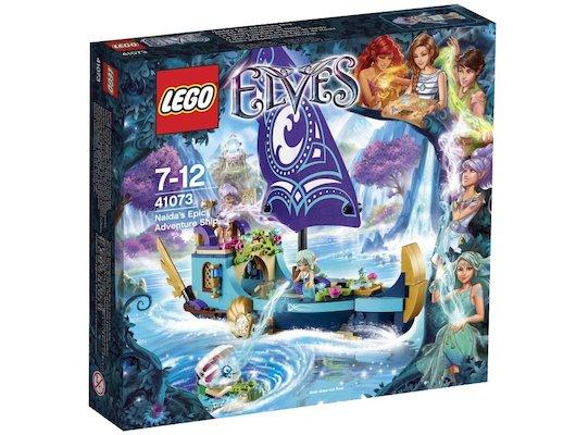 Конструктор Lego 41073 Эльфы Корабль Наид