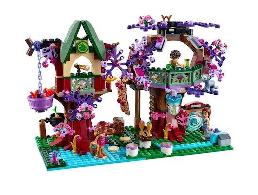 Конструктор Lego 41075 Эльфы Дерево Эльфов