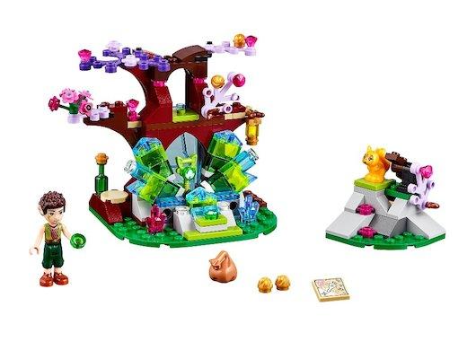 Конструктор Lego 41076 Эльфы Фарран и Кристальная Лощина