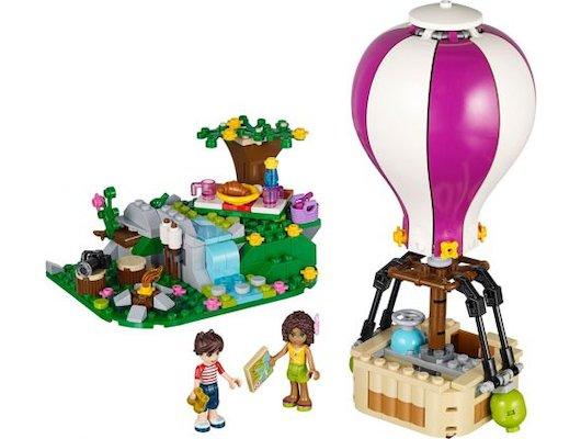 Конструктор Lego 41097 Подружки Воздушный шар