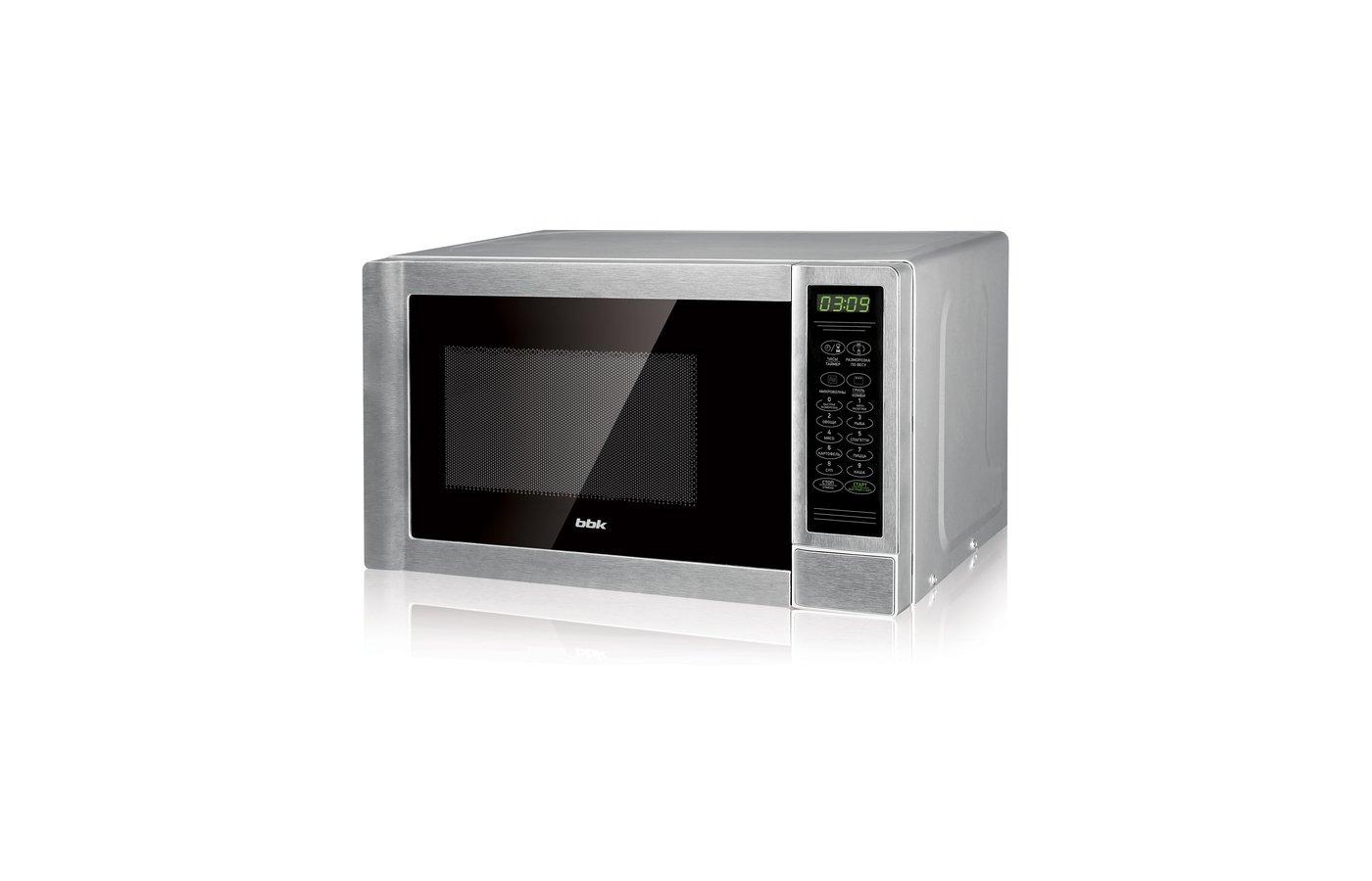 Микроволновая печь BBK 20MWG-734S/BX