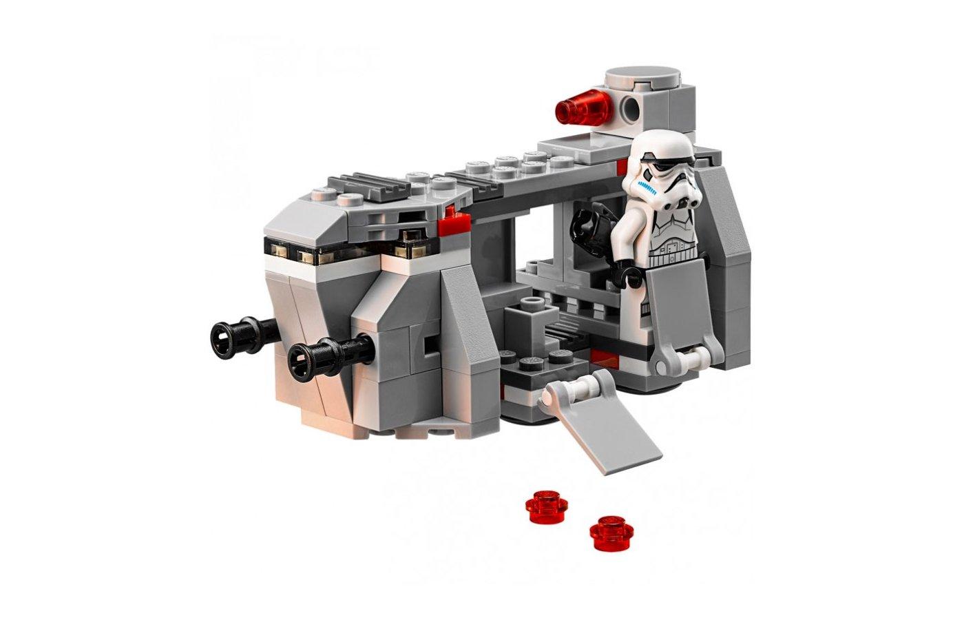 Конструктор Lego 75078 Звездные войны Транспорт Имперских Войск