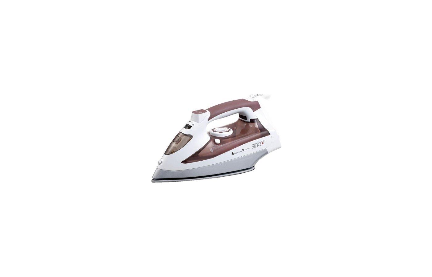 Утюг SINBO SSI 2863 коричневый