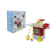 Игрушка Полесье 42293 Игровой набор Стиральная машина nfinity basic №3