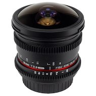 Объектив SAMYANG MF 8mm T3.8 AS IF UMC Fish-eye CS II VDSLR Sony E