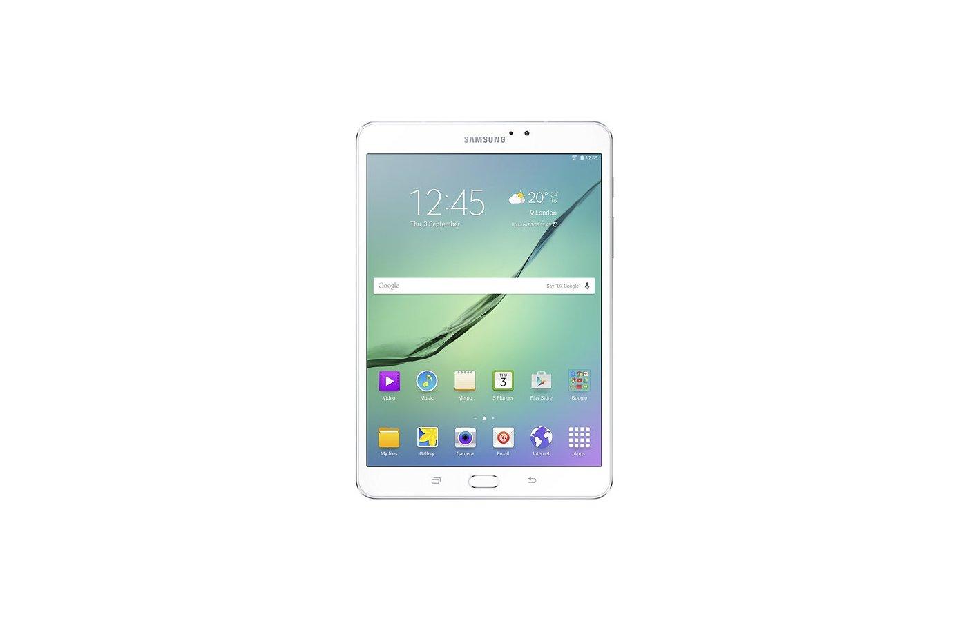 Планшет Samsung GALAXY Tab S2 8.0 /SM-T715NZWESER/ LTE 32Gb White