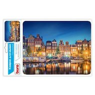 Фото Коврик для мыши BURO BU-M10034 рисунок/амстердам