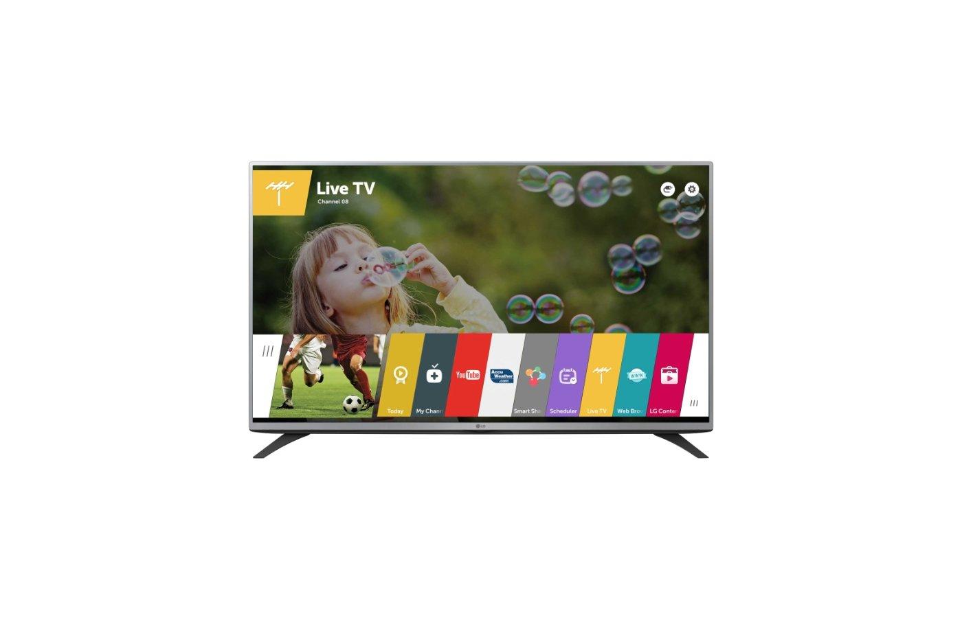 LED телевизор LG 49LF590V