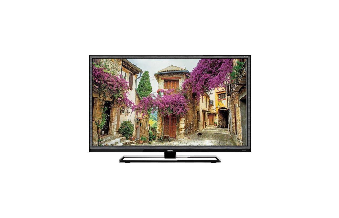 LED телевизор BBK 32LEM-1007/T2C black
