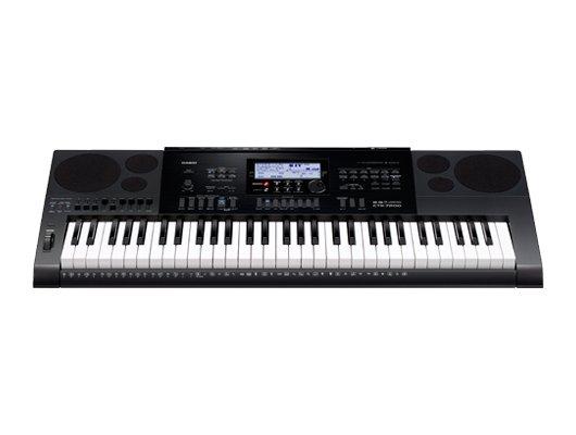 Музыкальный инструмент CASIO CTK-7200