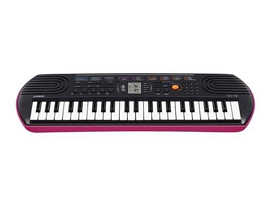 Музыкальный инструмент CASIO SA-78