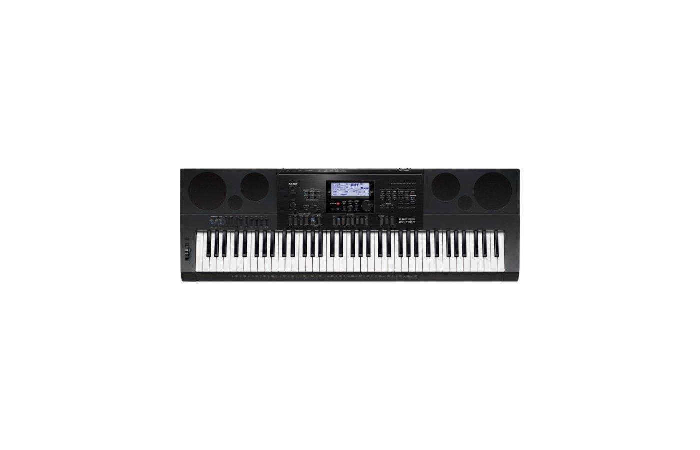 Музыкальный инструмент CASIO WK-7600