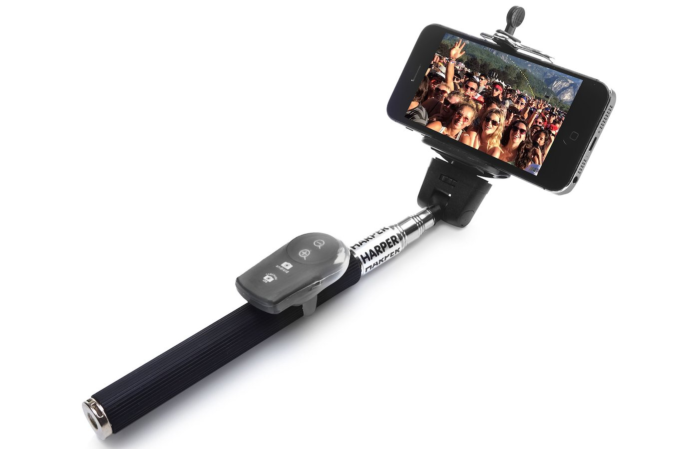 HARPER RSB-202 + Bluetooth Zoom кнопка черный