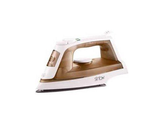 Утюг SINBO SSI 2868 коричневый/белый