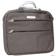 Фото Кейс для ноутбука Jet.A LB13-04 до 13,3 (Серый, качественный нейлон/полиэстер, современный дизайн, SIZE 370x35x280мм)