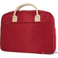 Фото Кейс для ноутбука Jet.A LB15-72 до 15,6 (Красный, ЖЕНСКАЯ, материал-нейлон, LUXURY дизайн, съемный ремень, SIZE 400x70