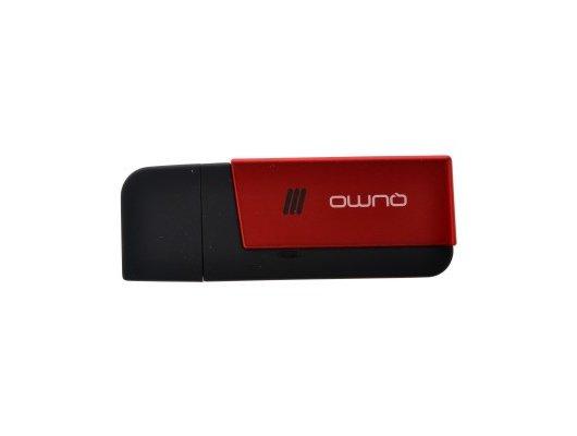 Картридер QUMO QR-S3 Samurai USB 2.0