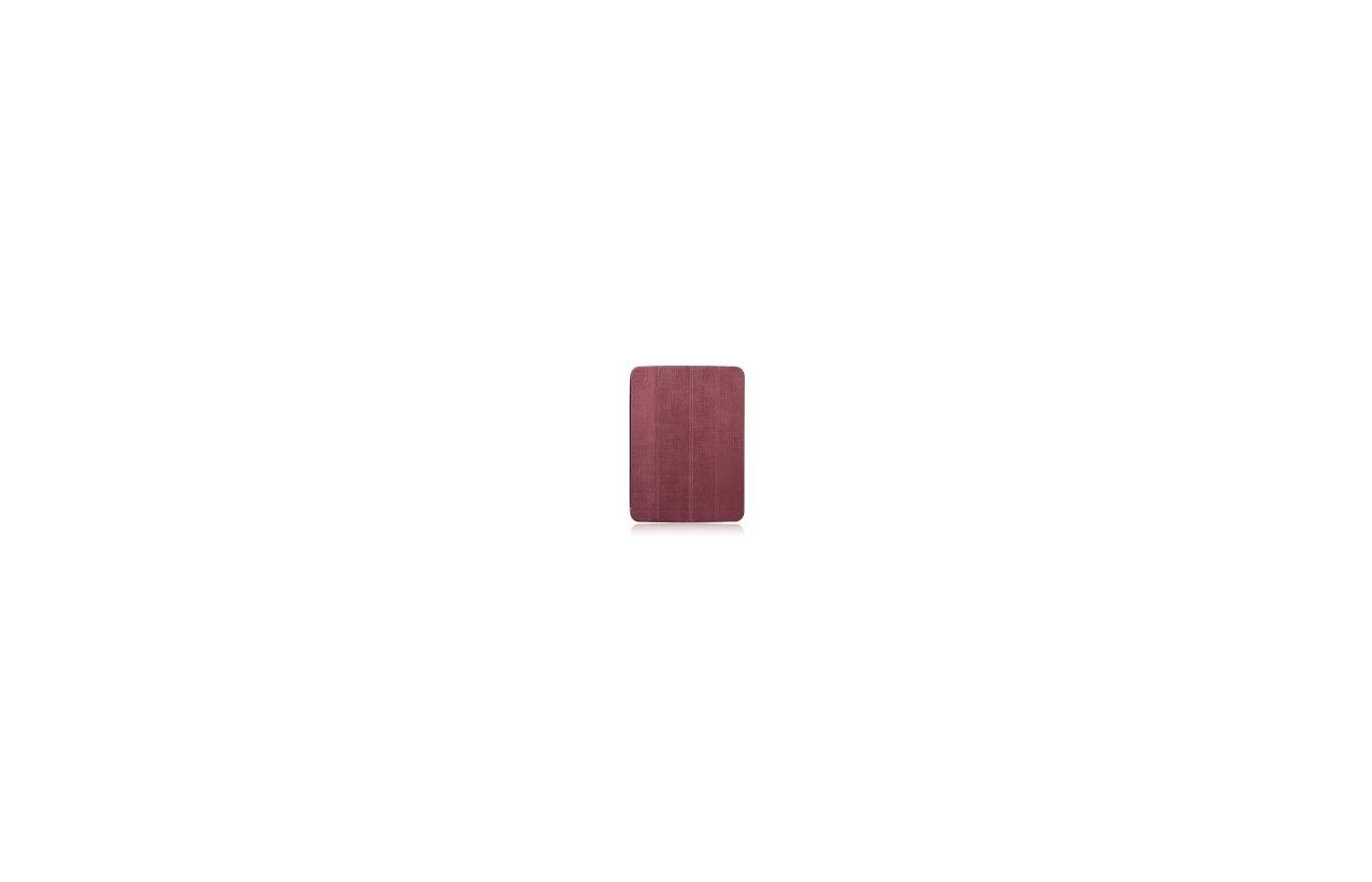 Чехол для планшетного ПК Gissar Metallic 01391 для Samsung Galaxy Tab3 10.1 Красн. (Качественная PU кожа, крышка трансформер