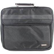 Кейс для ноутбука PortCase KCB-X02 до 15.6-16 (Черный, нейлон/полиэстер, 41 х 35 х 11 см.)